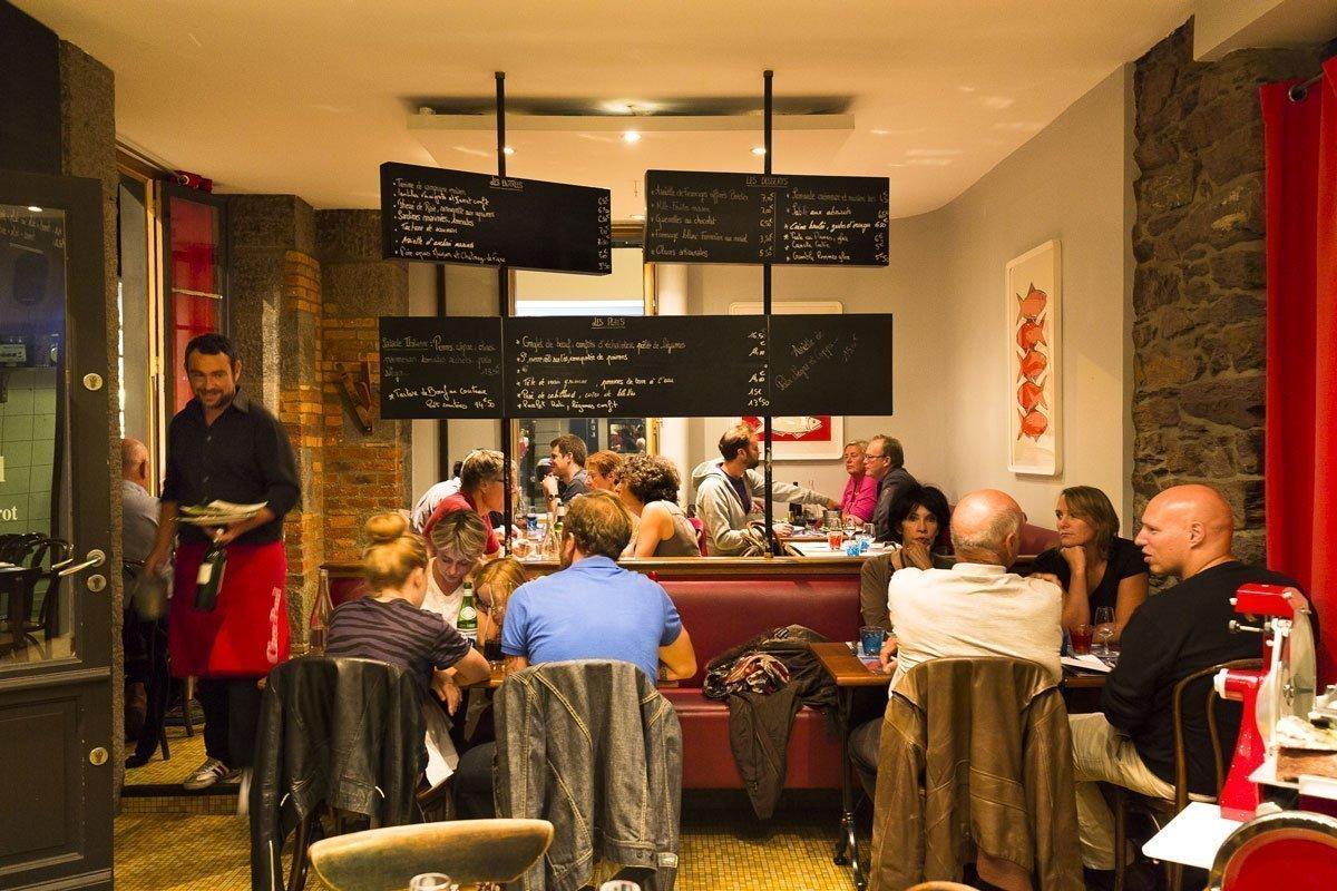 Restaurant Chez Paul à Rennes