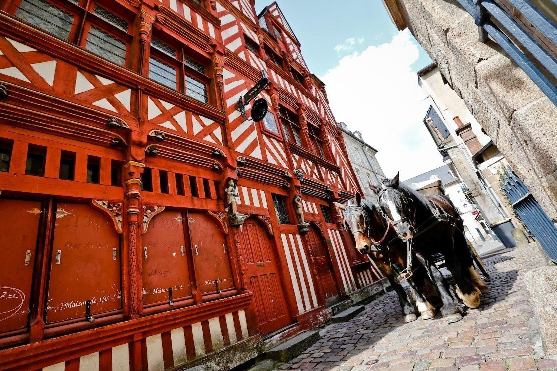La maison ti-coz de Rennes