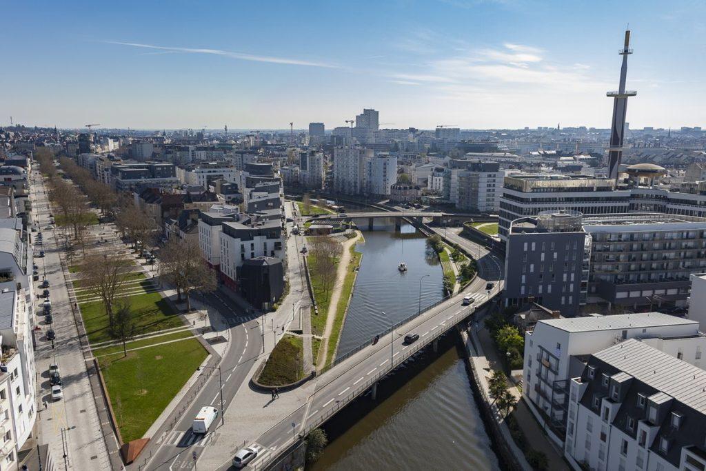 Les quais de Rennes