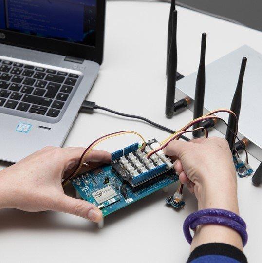 Serveurs de cybersécurité