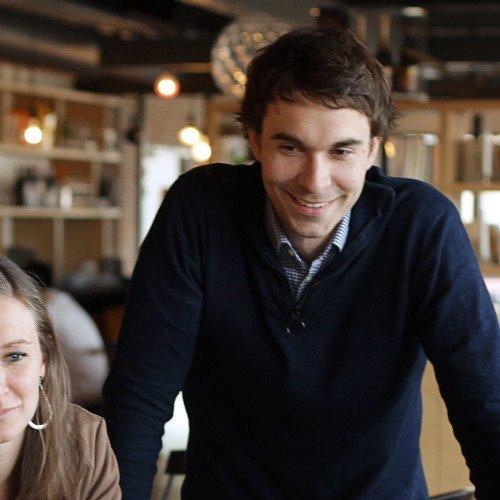 Loïc Deffains - co-fondateur de la start-up Unitee