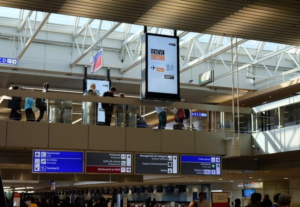 Gare de Genève