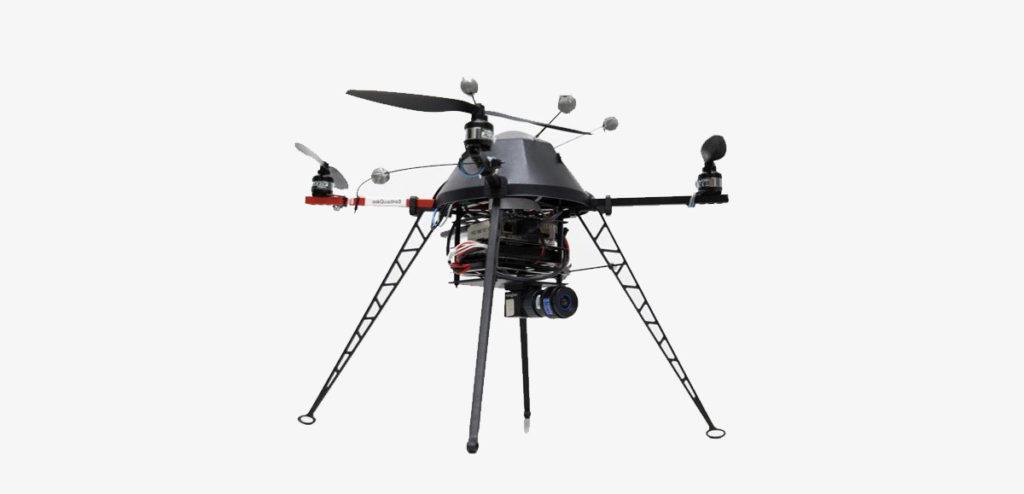 Drone - cybersécurité Rennes
