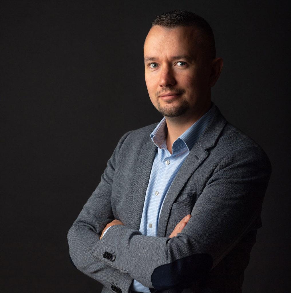 Guillaume Da Silva - Directeur du centre commercial Les Longs-Champs