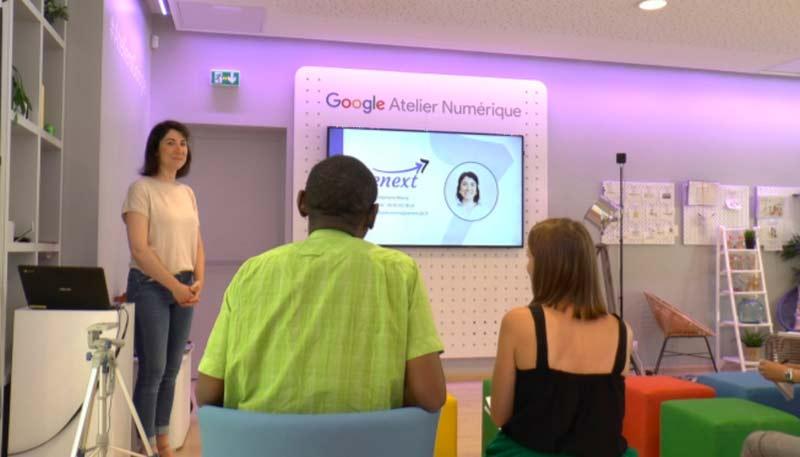 Senext - atelier Google Rennes