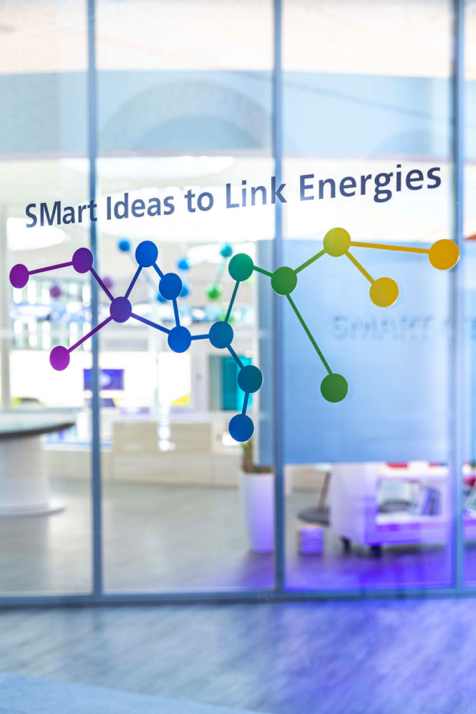 Smart ideas to link energies