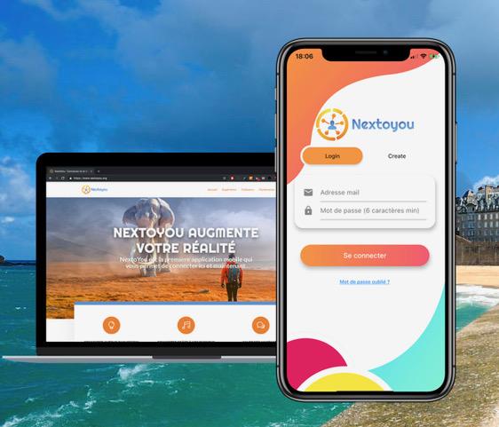 Application mobile NextoYou
