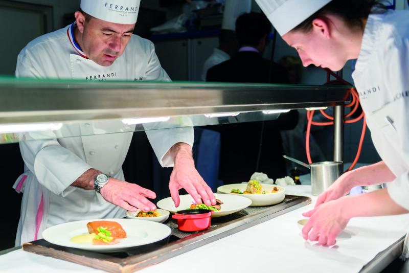 Ecole Ferrandi - Cuisine