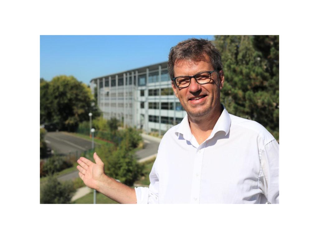 Arnaud Le Mérour CMO Rennes School of Business