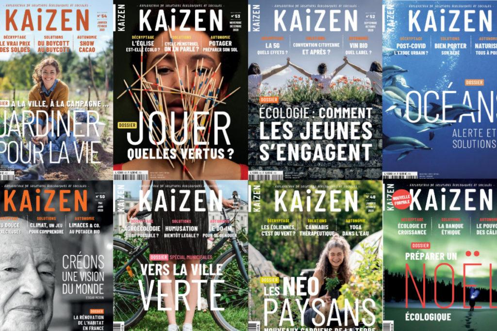 Magazine Kaizen Rennes
