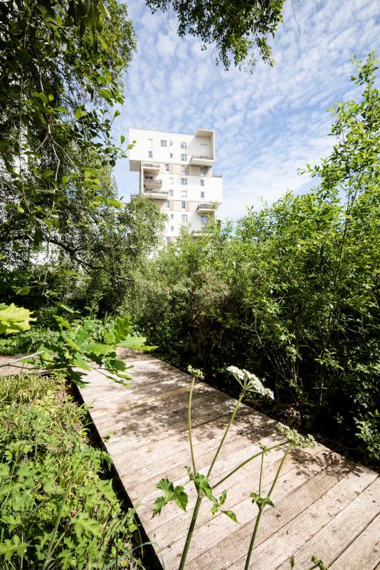 Eco-quartier La Courrouze - Destination Rennes - Y. LEPAGE