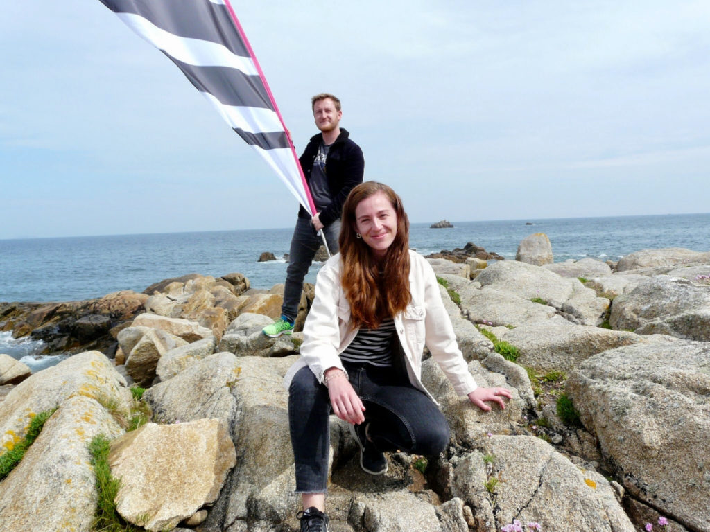 Sophie Kempner & Simon Besnard de Maratona