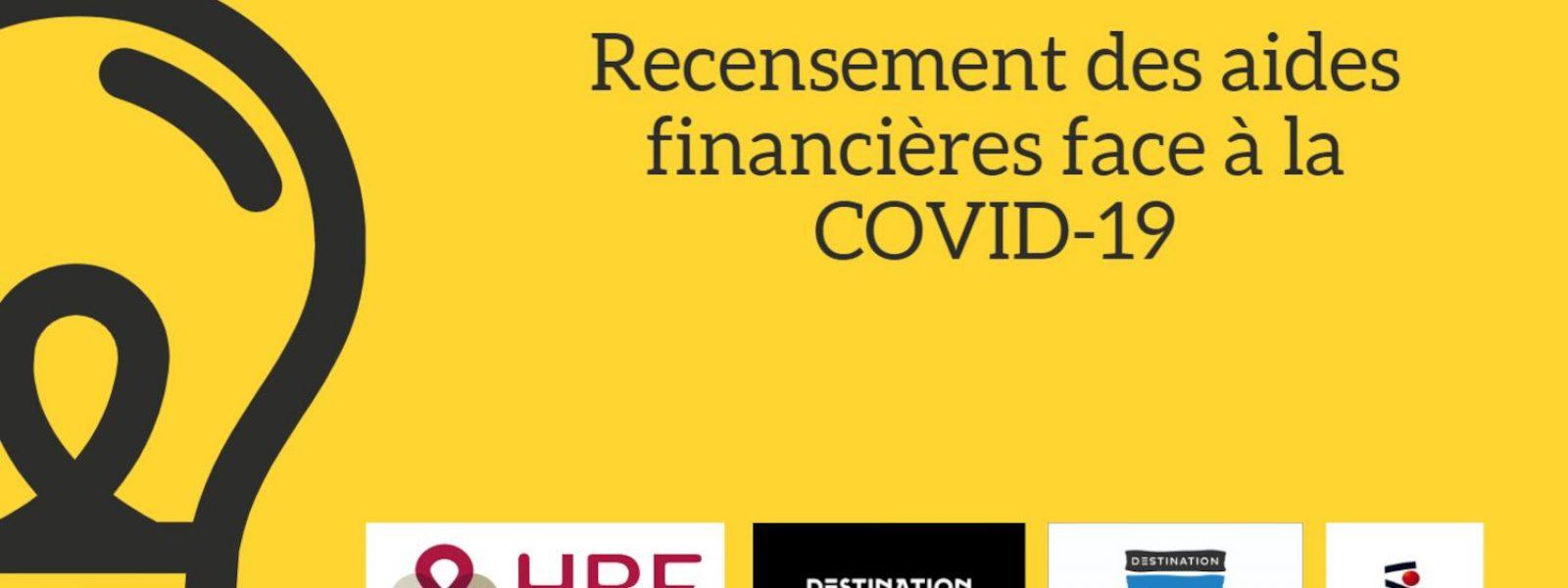 Document Recensement aides aux entreprises Destination Rennes