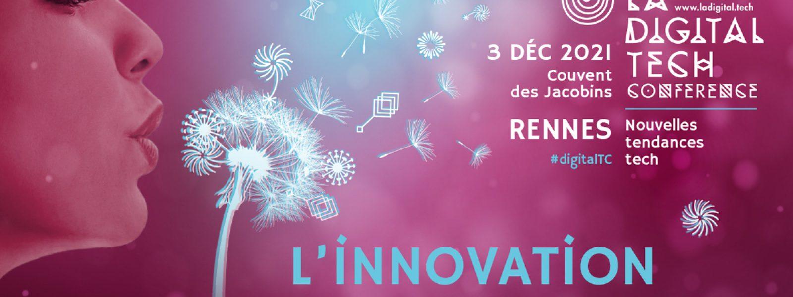 bannière digital tech conference 2021