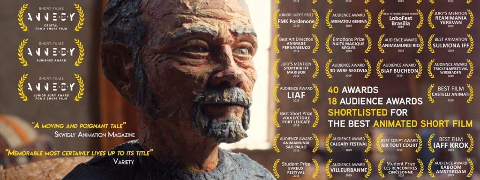 Mémorable, court-métrage rennais dans la course aux Oscars