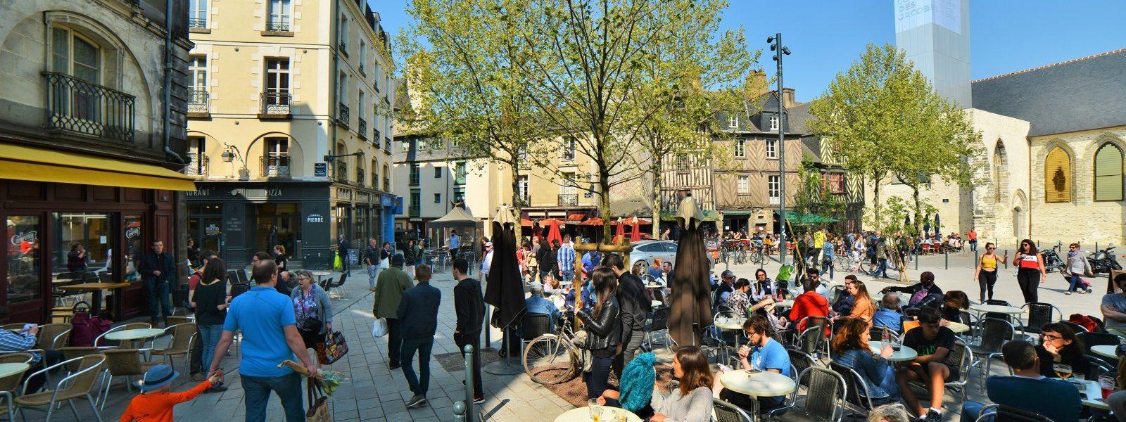 Place Saint Anne Rennes