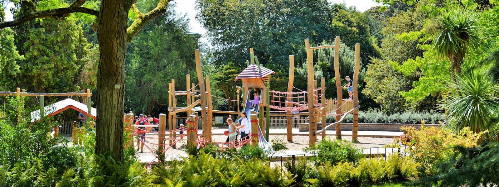 Jardin d'enfant au Thabor