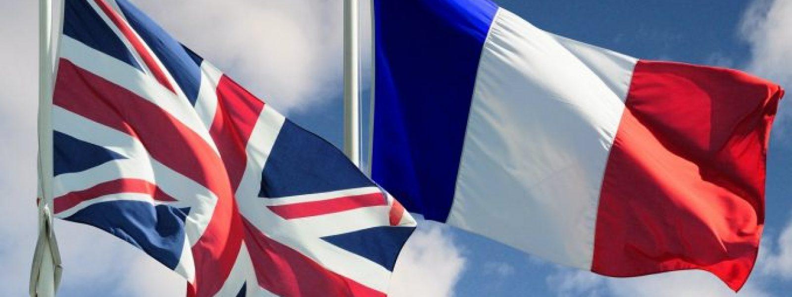 Conférence Franco Britannique à Rennes