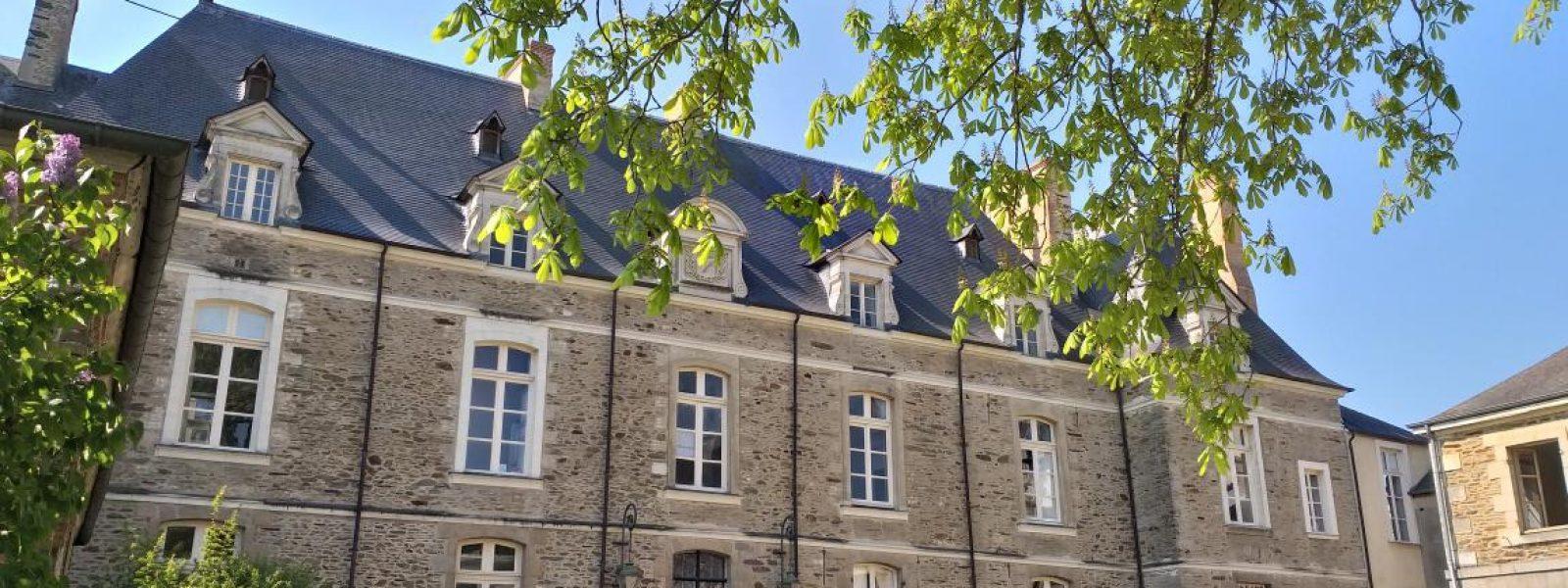 Façade de l'eclozr, un nouveau lieu au cœur de Rennes dédié à l'innovation