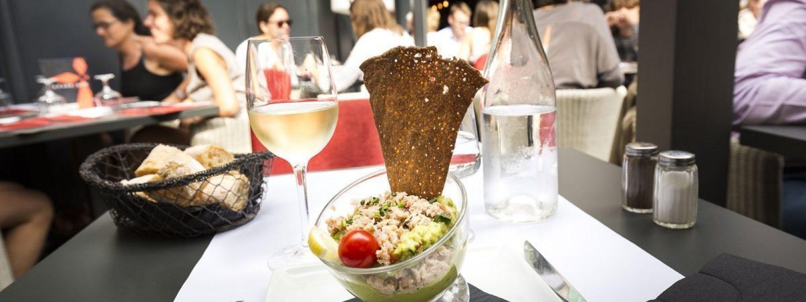 Restaurant la Fabrique à Rennes