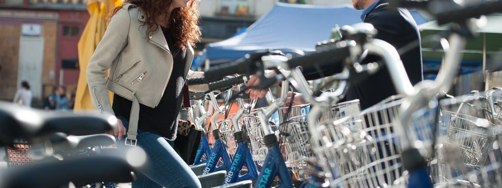 Se déplacer à vélo à Rennes