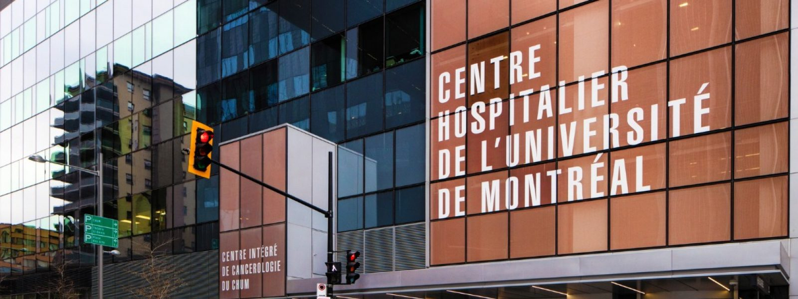 Montreal's new CHUM hospital and research facility