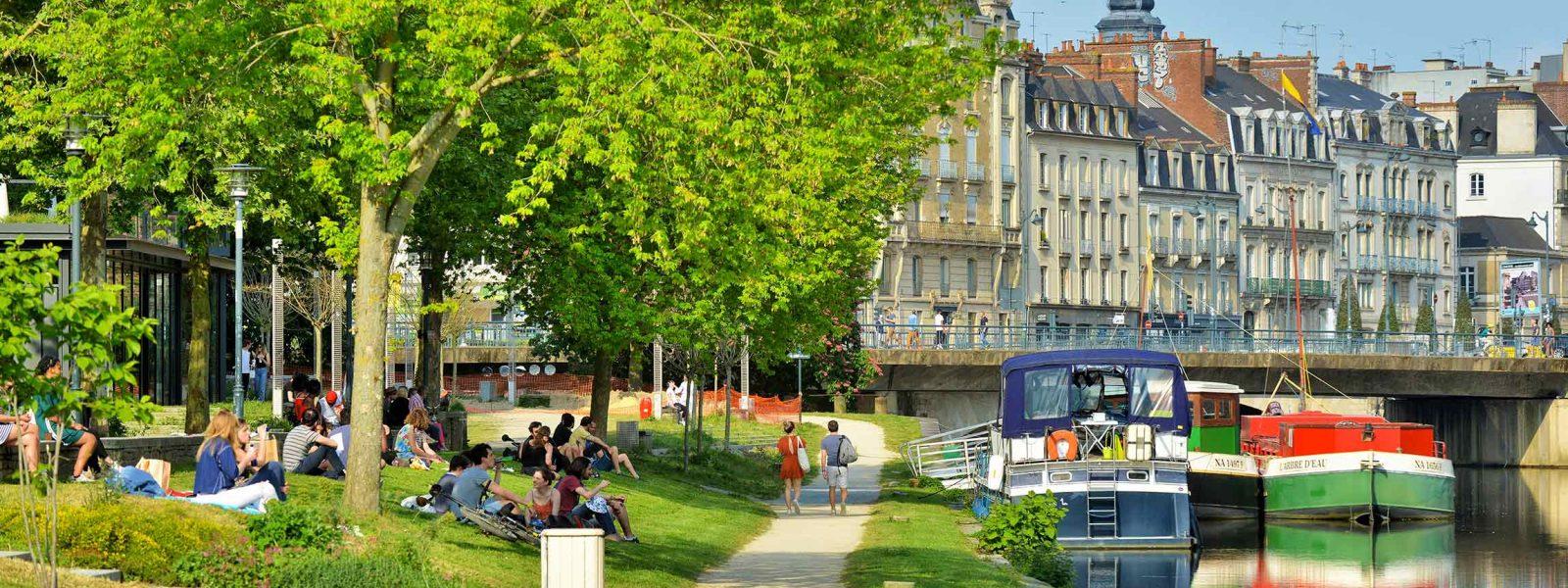 Bord de Vilaine - Rennes